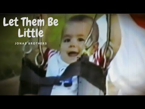 Baby Jonas Brothers ~ Let Them Be Little