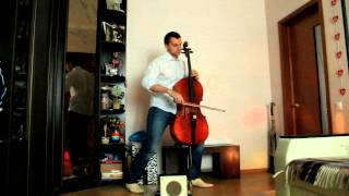 CAPITAL CITIES - SAFE AND SOUND (cello cover by N.Mice)