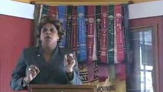 Loma Frazier-Grant Speech #2 Thumbnail