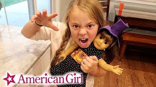Halloween For AMERICAN GIRL Dolls ➕ Boston Gets Surprise