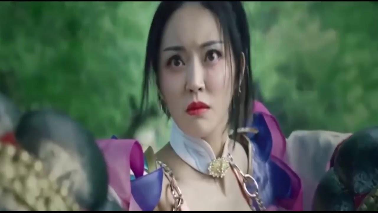 섹시주의 , 중국 B급 무협영화에 나오는 여자의 최종병기는 가슴 ?