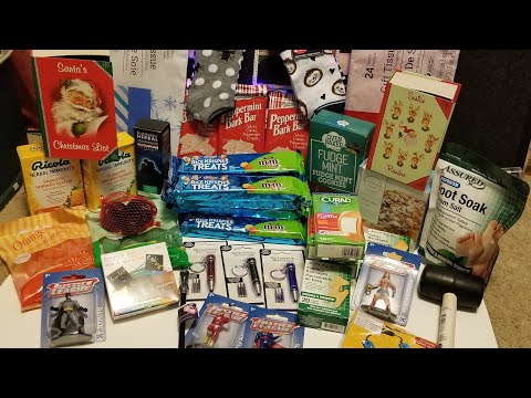 LARGE DOLLAR TREE HAUL 12/12/19 SO MUCH NEW AND WISH LIST ITEM 🙀❤🎅😊