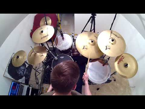 The Smashing Pumpkins - Geek U.S.A (Drum Cover)