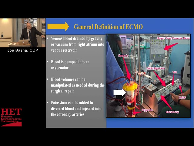 Extracorporeal Membrane Oxygenation Therapy (ECMO Training)