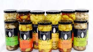 "Silverleaf International ""marinated Garlic With Ghost Peppers"" Review"