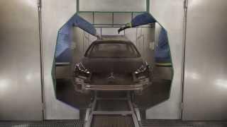 Как роботы красят Chevrolet в Петербурге. Эксклюзив(Эксклюзивное видео о том, как красят автомобили Chevrolet Cruze на заводе General Motors в Санкт-Петербурге. Весь репорта..., 2015-03-10T11:25:59.000Z)