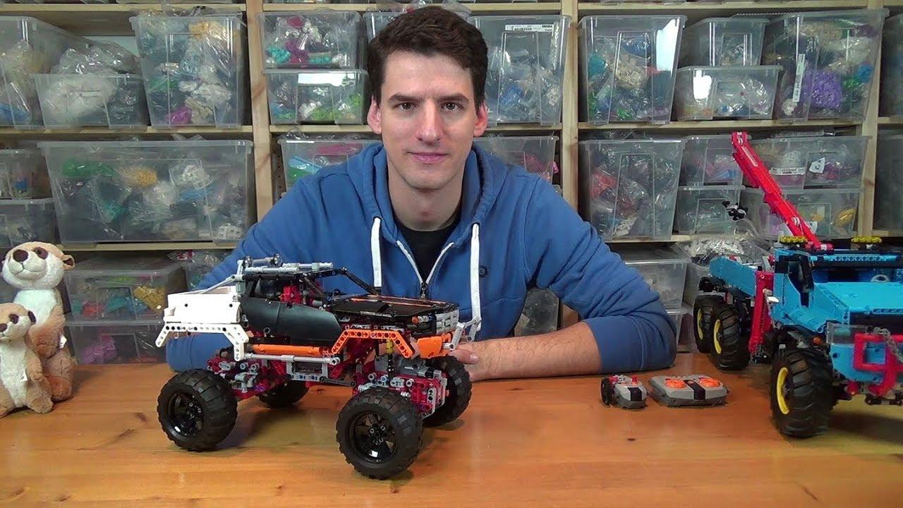 LEGO® Technic 9398 - 4x4 Crawler