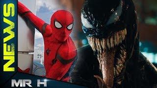VENOM Director Talks Spider-Man Appearing, Performance & Influences