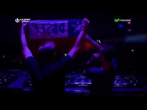 D-Block & S-te-Fan @ Ultra Music Festival Chile 2014.