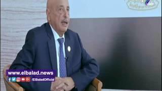 البرلمان الليبي: الجيش المصري صخرة تحطمت عليها المؤامرات .. فيديو