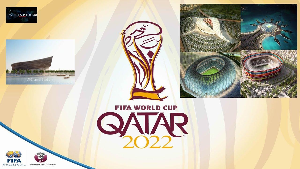 The Qatar 2022 FIFA World Cup Stadiums qatar new