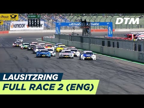Race 2 (Multicam) - LIVE (English) - DTM Lausitzring 2018