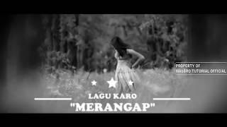 Gambar cover LAGU KARO MERANGAP