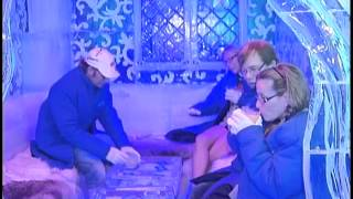 Ледяной бар в центре Нью-Йорка
