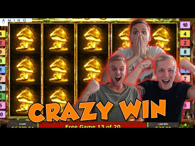 CRAZY WIN Fairy Queen BIG WIN - 10e bet from LIVE STREAM