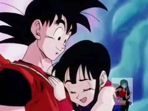 Goku y Milk~Mi corazón encantado~ღ