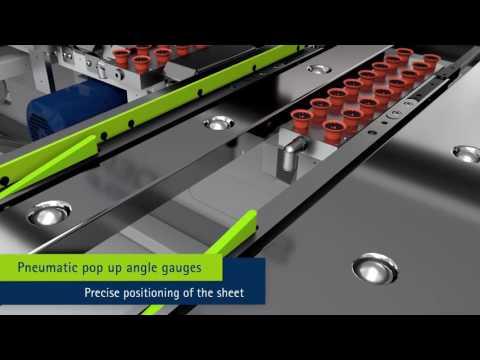 SCHROEDER folding machine PowerBend Professional