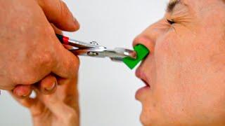 Lego Stuck In Nose - JoJokree