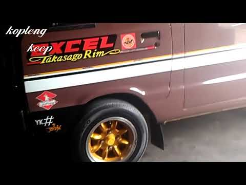 Modifikasi Suzuki carry by om dany