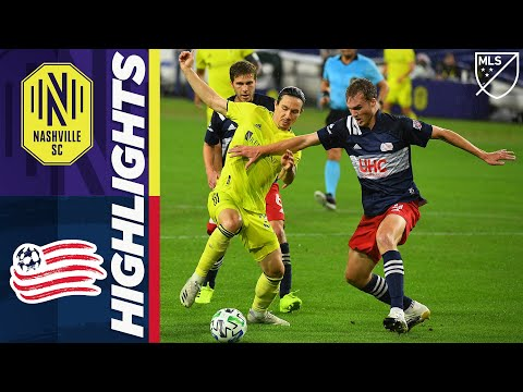 Nashville SC New England Goals And Highlights