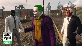 Joker / Two Face / Black Mask - GTA 5 Mod(Thanks for watching Checkout cheap games in G2A https://www.g2a.com/r/robiehn And make real money profit with G2A Goldmine ..., 2015-07-25T00:13:12.000Z)