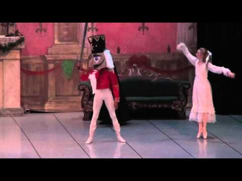 The Nutcracker Mouse And Battle Scenes
