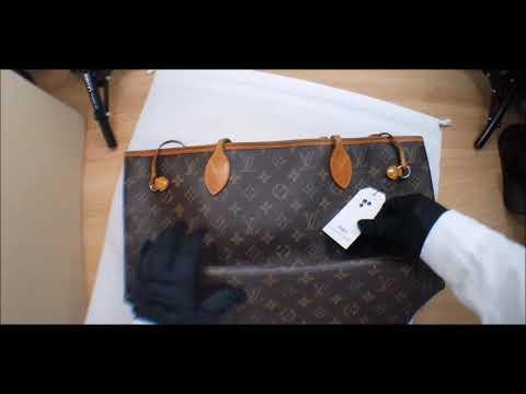 Louis vuitton packing video LB660