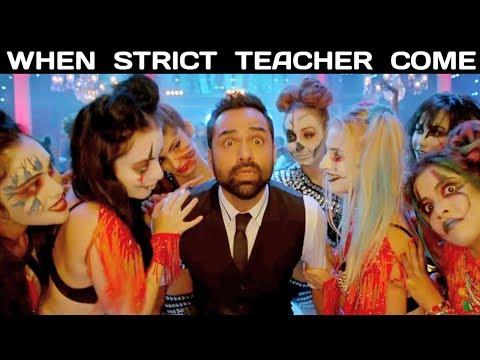 Every Teacher's Entry On Bollywood Style - Bollywood Song Vine