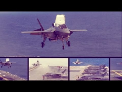 WATCH : US Marine Corps Conducts Final Testing on F-35B
