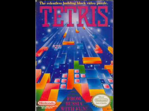 Original NES Tetris Music 1