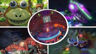 Nintendo Land All Bosses