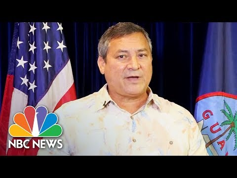 Governor Of Guam: An Attack On Guam Is An Attack On The U.S. | NBC News