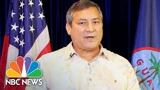 Governor Of Guam: An Attack On Guam Is An Attack On The U.S.   NBC News