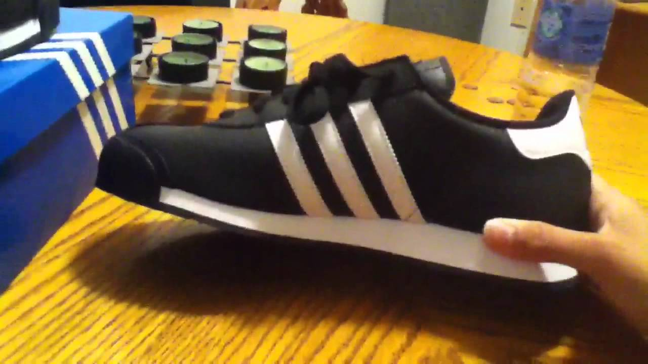 ADIDAS SAMOA BLACK WHITE REVIEW - YouTube e4fe8a1dc