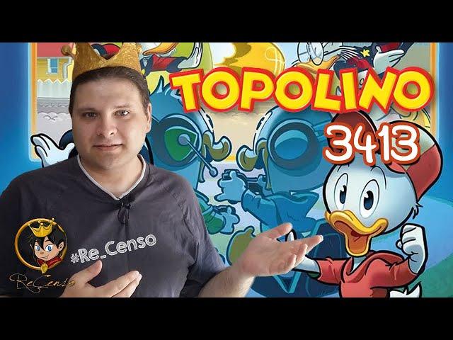 @Re_Censo #422 TOPOLINO 3413