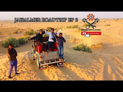 Jaisalmer Roadtrip I Kuldhara village I Asia's 2nd haunted place I Ep 2