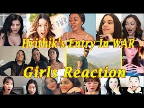 Download WAR | Hrithik Roshan Entry Scene REACTION by Foreigners | Tiger Shroff | Vaani Kapoor | PART 2 !!