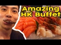 84: I Try A really Good Japanese Buffet In Hong Kong! | Goodbye Philippines