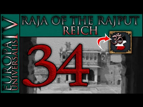 How To Lose NOTHING Against A Coalition | Raja Of The Rajput Reich | EU4 (1.29) | Episode #34