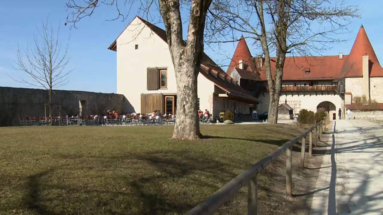 Burghausen | Die längste Burg der Welt - 128 views to the