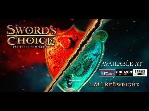 The Sapphire Eruption book Trailer - The Sword's Choice
