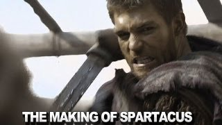 Spartacus: War of the Damned - The Making of Spartacus: Stunts