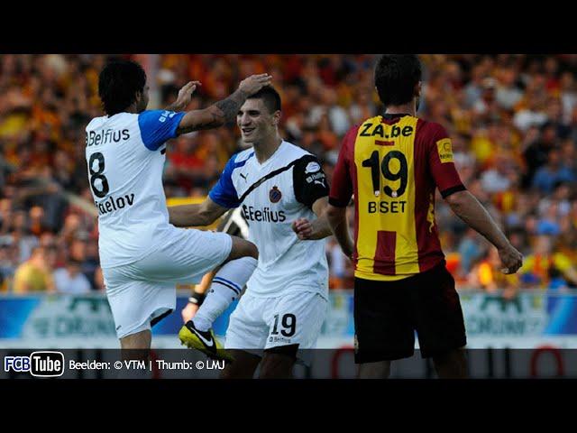 2012-2013 - Jupiler Pro League - 03. KV Mechelen - Club Brugge 3-3