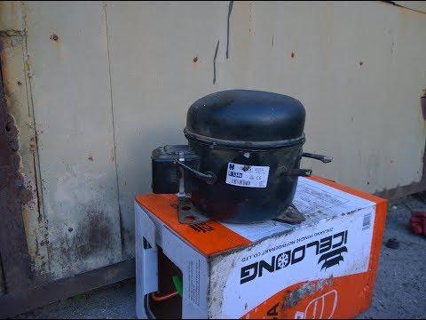 Распил компрессора GP12CB(r134a)