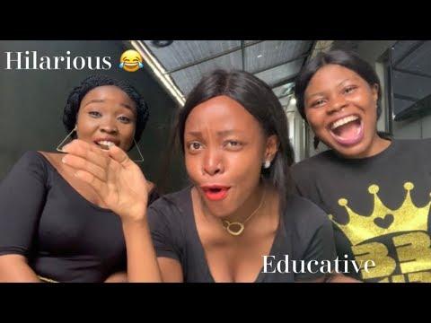 KENYAN LEARNS NIGERIAN PIDGIN | NIGERIANS  LEARNS SWAHILI FT VIRTUE GRACE
