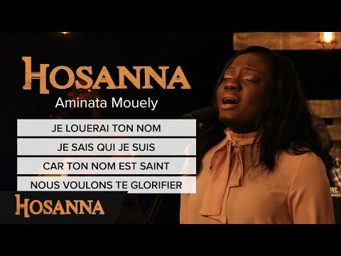 Aminata Mouely - Je Louerai Ton Nom / Je Sais Qui Je Suis / Car Ton Nom Est Saint / Nous Voulo...