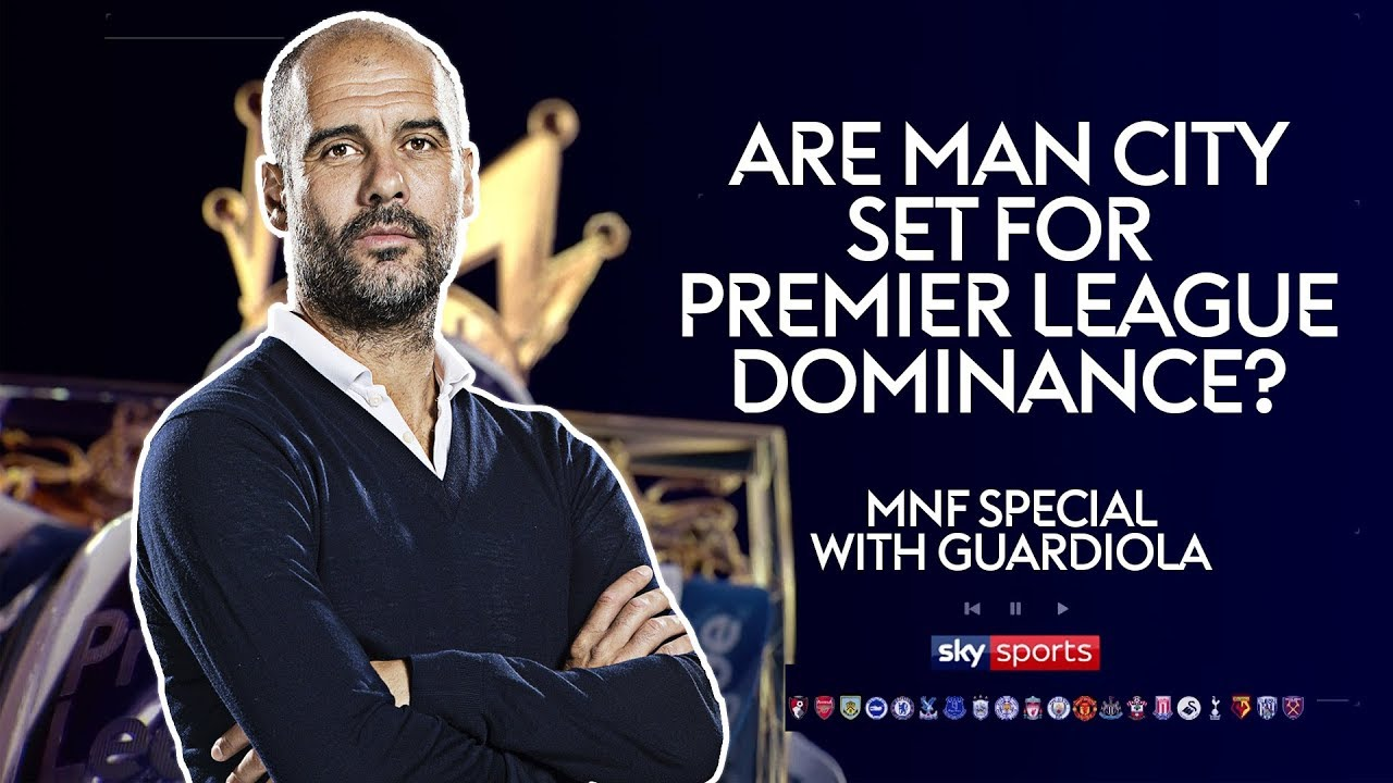 Pep Guardiola - Monday Night Football Special — Keepitonthedeck