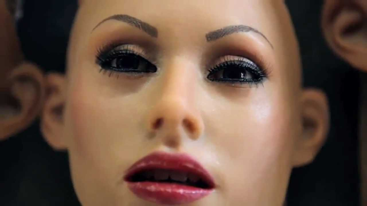 How The 6000 Sex Aid Real Doll Is Made Inside The Factory -5014