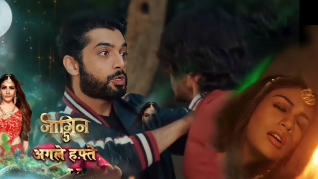 Naagin 5 Veer to save Bani from Maarkat | Naagin 5 28th November Promo Telly Updates