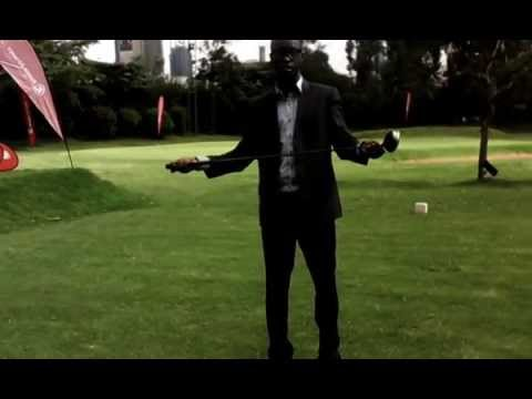 Kenya Golf course
